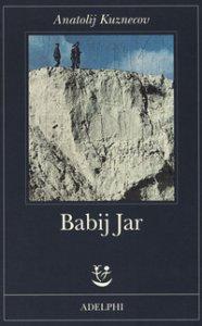 Copertina di 'Babij Jar'