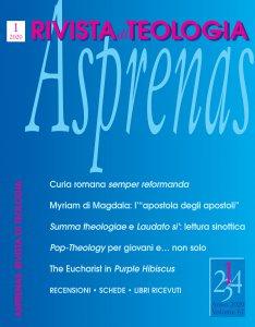 Copertina di 'Asprenas n. 1/2020'