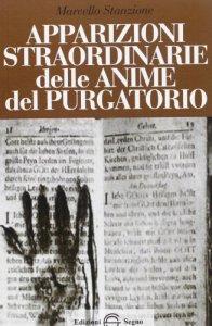 Copertina di 'Apparizioni straordinarie delle anime del purgatorio'