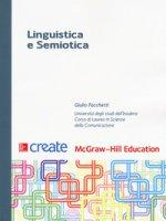 Linguistica e semiotica - Facchetti Giulio