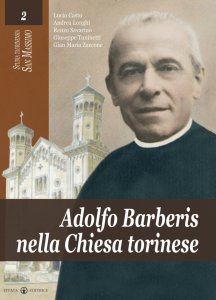 Copertina di 'Adolfo Barberis nella chiesa torinese'