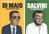 Salvini-Di Maio. Una biographic novel - Fiori Giuseppe Angelo, Campagna Dario