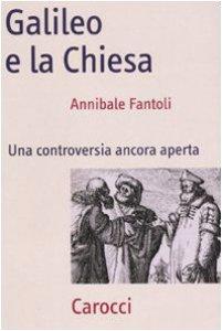 Copertina di 'Galileo e la Chiesa'