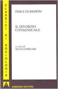 Copertina di 'Il divorzio consensuale'