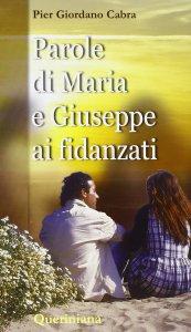 Copertina di 'Parole di Maria e Giuseppe ai fidanzati'