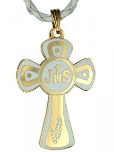 Copertina di 'Croce ricordo della Prima Comunione'
