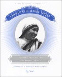 Copertina di 'I messaggi di Madre Teresa'
