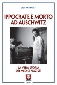 Copertina di 'Ippocrate è morto ad Auschwitz'