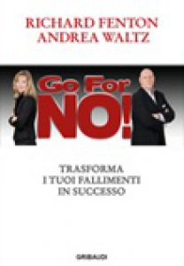 Copertina di 'Go for no!'