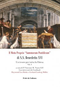 Copertina di 'Il Motu proprio «Summorum Pontificum» di S.S. Benedetto XVI. Volume 4'
