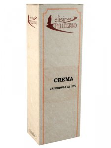 Copertina di 'Crema alla calendula al 20% 100 ml.'