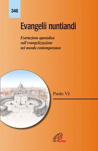 Copertina di 'Evangelii Nuntiandi N.E.. Esortazione apostolica sull'evangelizzazione nel mondo contemporaneo.'