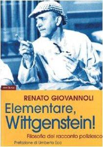Copertina di 'Elementare, Wittgenstein!'