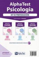 Alpha Test. Psicologia. Kit di preparazione. Con software - Lanzoni Fausto, Rodino Doriana, Tabacchi Carlo