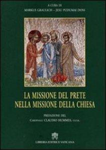 Copertina di 'La missione del prete nella missione della Chiesa'
