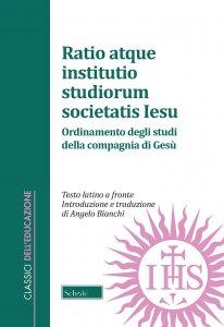 Copertina di 'Ratio atque institutio studiorum societatis Iesu'
