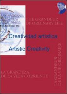 Copertina di 'Creatividad artistica'