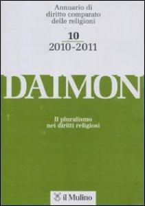 Copertina di 'Daimon. Annuario di diritto comparato delle religioni (2010-2011)'