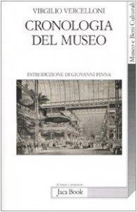 Copertina di 'Cronologia del museo'