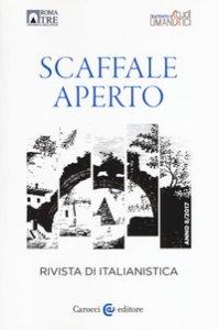 Copertina di 'Scaffale aperto. Rivista di italianistica (2018)'