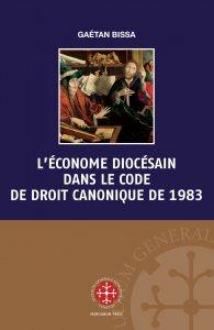 Copertina di 'L' économe diocésain dans le code de droit canonique de 1983'
