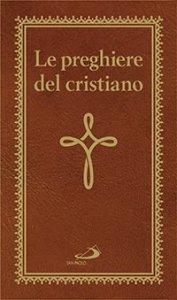 Copertina di 'Preghiere del cristiano'