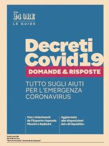 Copertina di 'Decreti Covid19 - Domande e risposte'