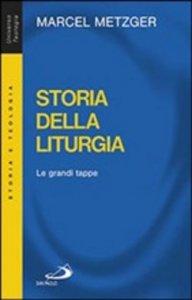 Copertina di 'Storia della liturgia'