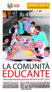 Copertina di 'Comunità educante'