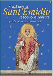 Copertina di 'Preghiere a Sant'Emidio'
