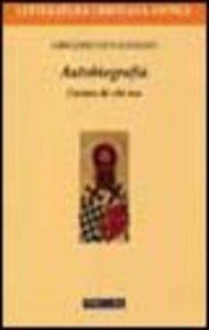 Copertina di 'Autobiografia. Carmen de vita sua. Testo greco a fronte'