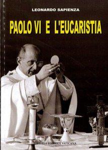 Copertina di 'Paolo VI e l'eucaristia'