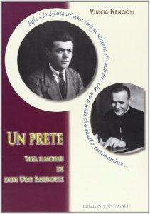 Copertina di 'Un prete, vita e morte di don Ugo Bardotti'