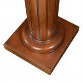 Immagine di 'Leggio con colonna grossa scanalata - altezza 114 cm'