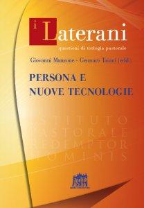 Copertina di 'Persona e nuove tecnologie'