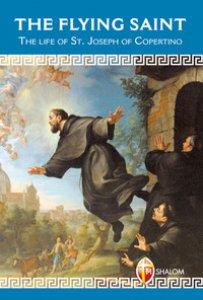 Copertina di 'The Flying Saint'
