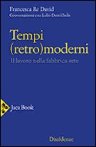 Copertina di 'Tempi (retro)moderni'