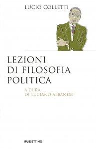 Copertina di 'Lezioni di filosofia politica'