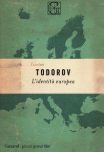 Copertina di 'L' identità europea'