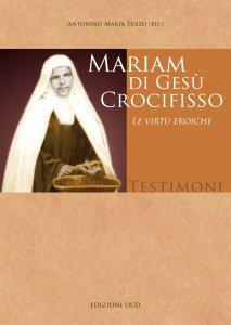 Copertina di 'Mariam di Gesù Crocifisso'