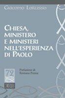 Chiesa, ministero e ministeri nell'esperienza di Paolo - Giacomo Lorusso