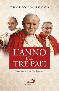 Copertina di 'L'anno dei tre papi'