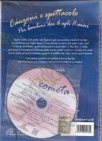 Immagine di 'La piccola cometa. Canzoni e spettacolo'