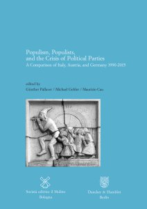 Copertina di 'Populism, Populists, and the Crisis of Political Parties'
