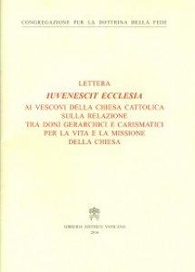 Copertina di 'Iuvenescit Ecclesia'