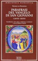 Parafrasi del Vangelo di San Giovanni - Nonno di Panopoli