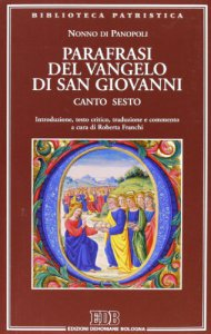 Copertina di 'Parafrasi del Vangelo di San Giovanni'