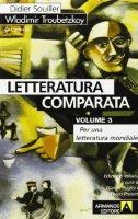 Letteratura comparata - Souiller Didier, Troubetzkoy Wladimir