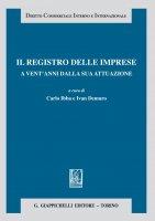 Il registro delle imprese a vent'anni dalla sua attuazione - Carlo Ibba, Giorgio Marasa', Vincenzo Donativi