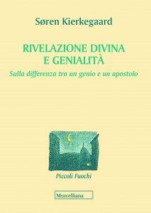 Copertina di 'Rivelazione divina e genialità'